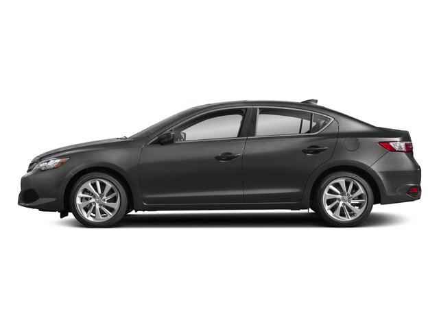 2018 Acura ILX Prices and Values Sedan 4D Technology Plus side view