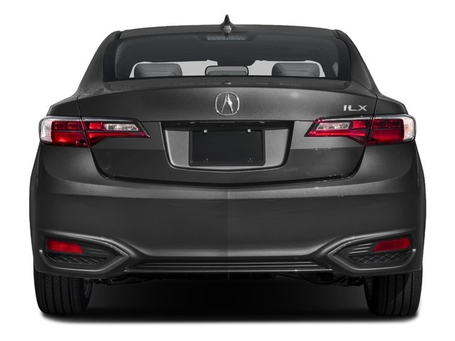 2018 Acura ILX Prices and Values Sedan 4D Technology Plus rear view