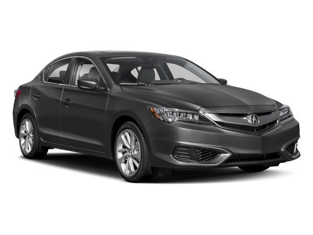 2018 Acura ILX Prices and Values Sedan 4D Technology Plus side front view