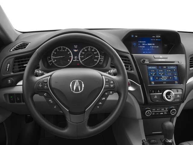 2018 Acura ILX Prices and Values Sedan 4D Technology Plus driver's dashboard