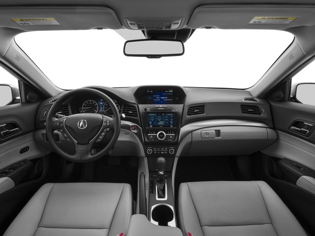 2018 Acura ILX Prices and Values Sedan 4D Technology Plus full dashboard