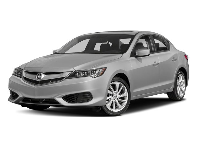 2018 Acura ILX Base Price Sedan w/AcuraWatch Plus Pricing side front view