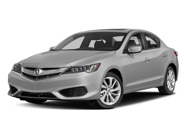 2018 Acura ILX Pictures ILX Sedan w/AcuraWatch Plus photos side front view