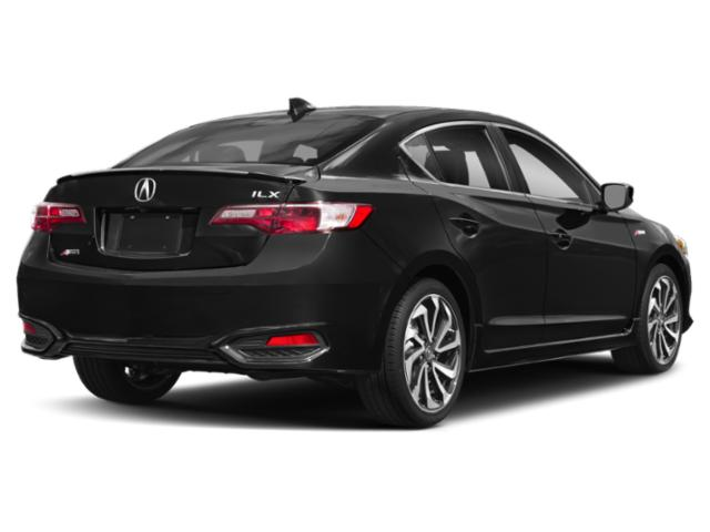 2018 Acura ILX Pictures ILX Sedan w/Technology Plus/A-SPEC Pkg photos side rear view