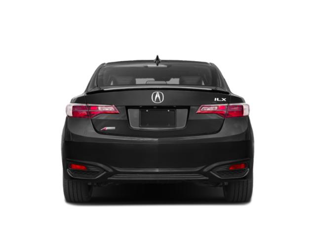 2018 Acura ILX Pictures ILX Sedan w/Technology Plus/A-SPEC Pkg photos rear view