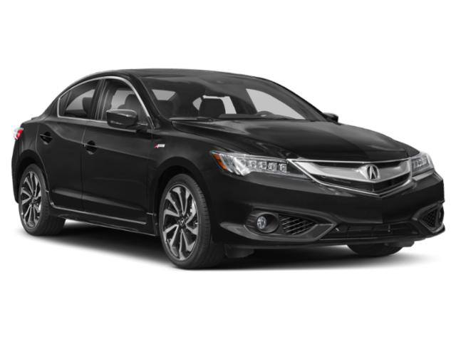2018 Acura ILX Prices and Values Sedan 4D Technology Plus A-SPEC side front view