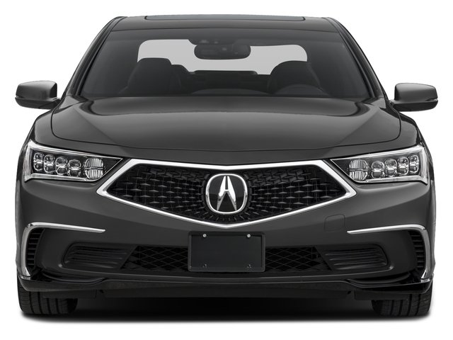 2018 Acura RLX Base Price Sedan w/Technology Pkg Pricing front view