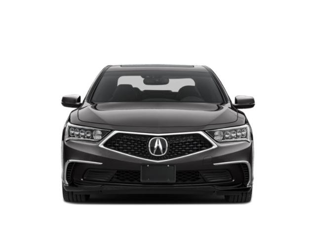 2018 Acura RLX Pictures RLX Sedan 4D photos front view