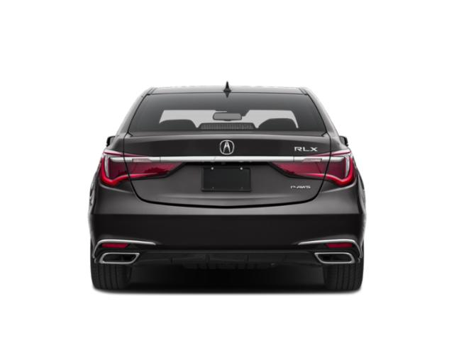 2018 Acura RLX Prices and Values Sedan 4D rear view