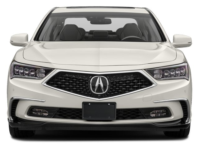 2018 Acura RLX Prices and Values Sedan 4D Sport AWD Hybrid front view