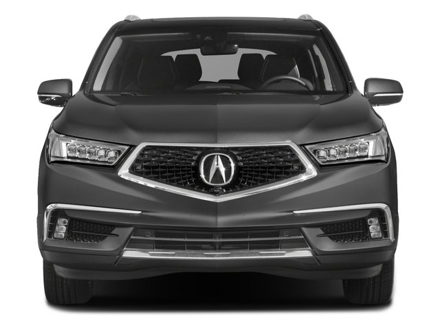 2018 Acura MDX Pictures MDX SH-AWD w/Advance Pkg photos front view