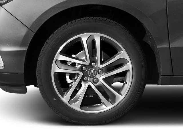 2018 Acura MDX Pictures MDX Utility 4D Advance AWD photos wheel
