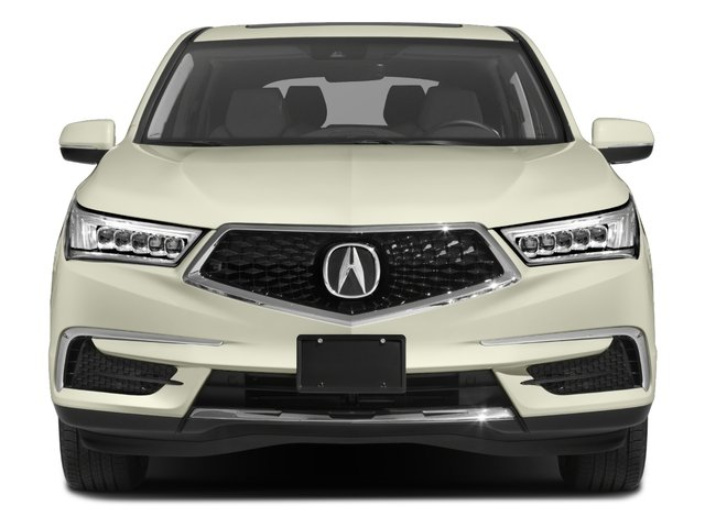 2018 Acura MDX Prices and Values Utility 4D 2WD front view