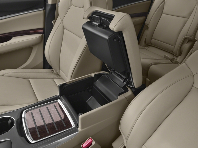 2018 Acura MDX Prices and Values Utility 4D 2WD center storage console
