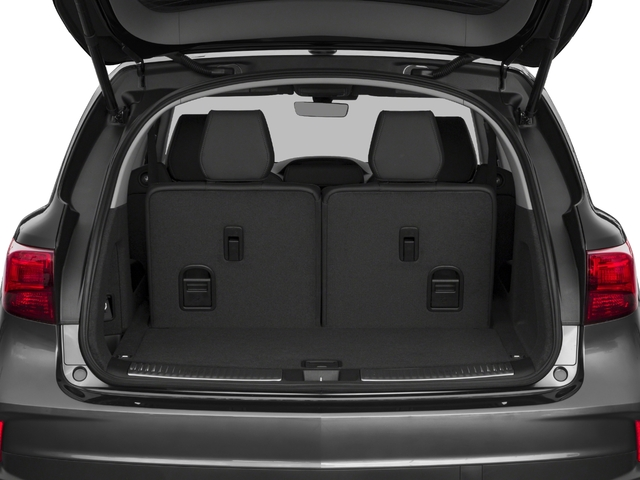 2018 Acura MDX Pictures MDX FWD w/Technology Pkg photos open trunk