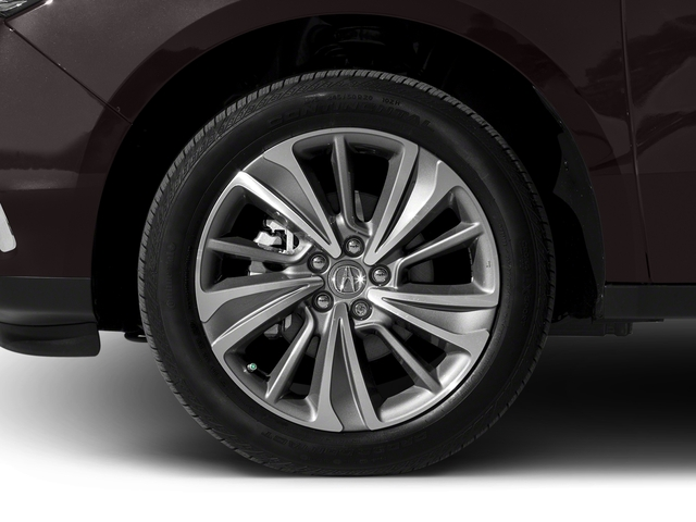 2018 Acura MDX Base Price FWD w/Technology/Entertainment Pkg Pricing wheel