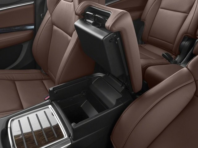 2018 Acura MDX Base Price FWD w/Technology/Entertainment Pkg Pricing center storage console