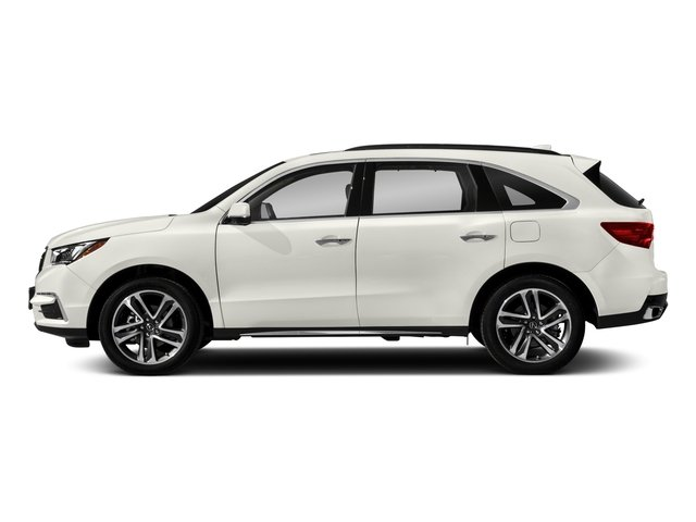 2018 Acura MDX Prices and Values Utility 4D Advance 2WD side view