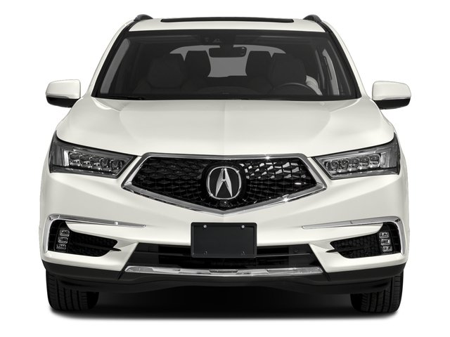 2018 Acura MDX Pictures MDX FWD w/Advance Pkg photos front view