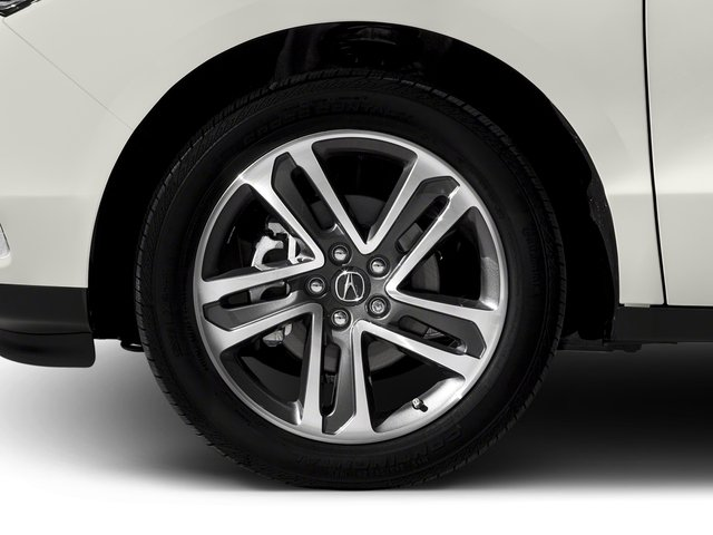2018 Acura MDX Pictures MDX FWD w/Advance Pkg photos wheel