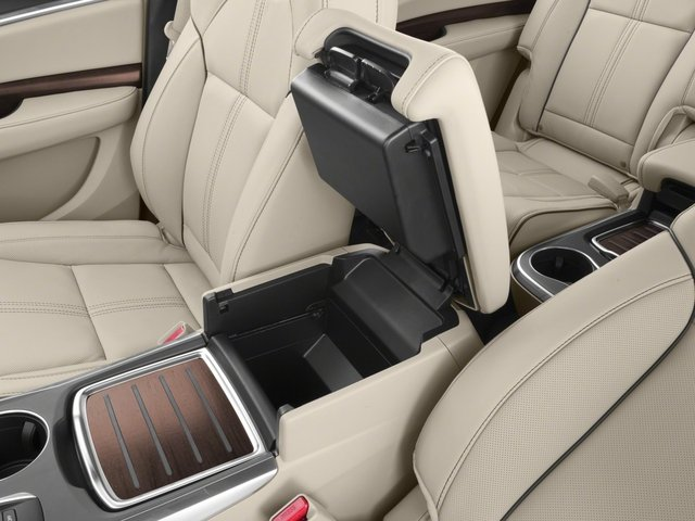 2018 Acura MDX Pictures MDX FWD w/Advance Pkg photos center storage console