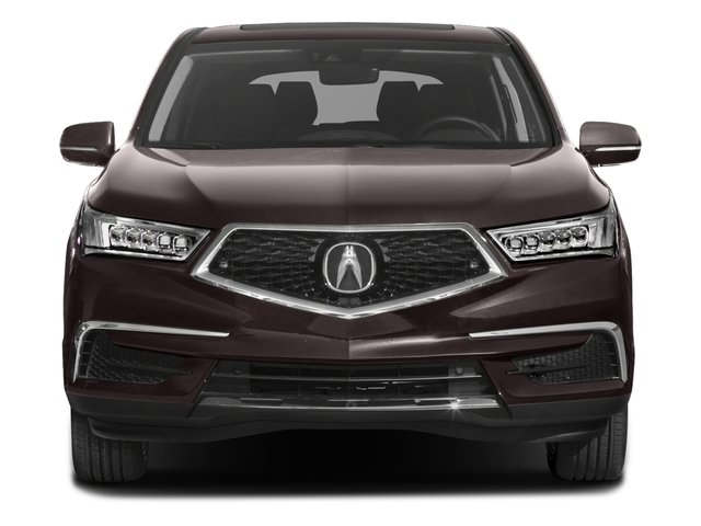 2018 Acura MDX Base Price SH-AWD w/Technology Pkg Pricing front view