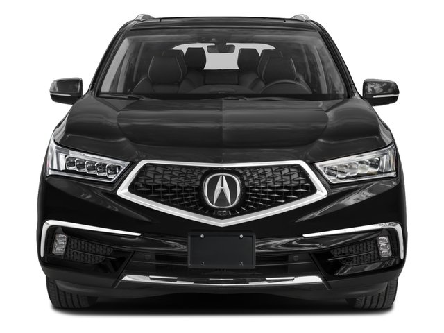 2018 Acura MDX Pictures MDX FWD w/Advance/Entertainment Pkg photos front view