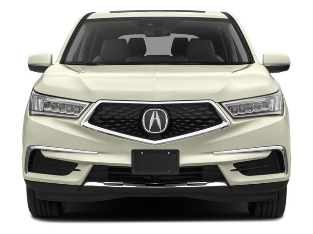 2018 Acura MDX Pictures MDX Utility 4D AWD photos front view