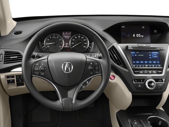 New Acura MDX SHAWD MSRP Prices NADAguides - 2018 acura mdx price