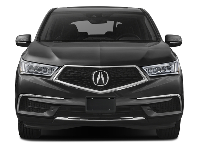 2018 Acura MDX Pictures MDX Utility 4D Technology DVD AWD photos front view