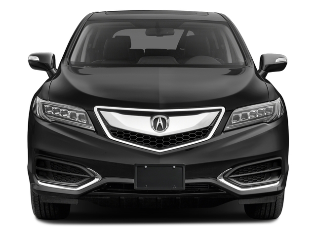 2018 Acura RDX Pictures RDX AWD w/Technology Pkg photos front view