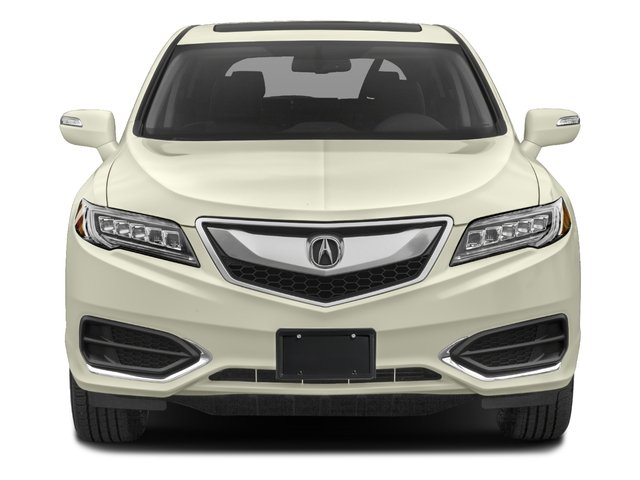 2018 Acura RDX Prices and Values Utility 4D 2WD V6 front view