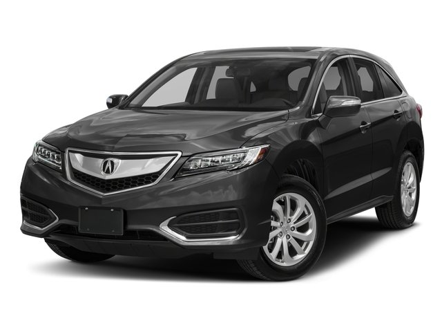 2018 Acura RDX Base Price FWD w/Technology Pkg Pricing side front view