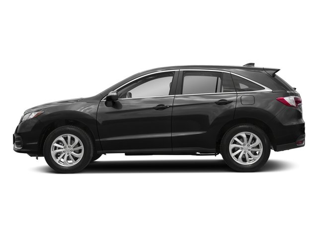 2018 Acura RDX Base Price FWD w/Technology Pkg Pricing side view