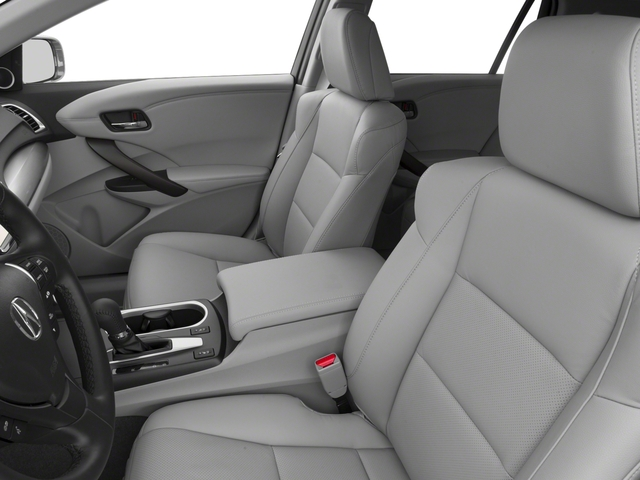 2018 Acura RDX Base Price FWD w/Technology Pkg Pricing front seat interior