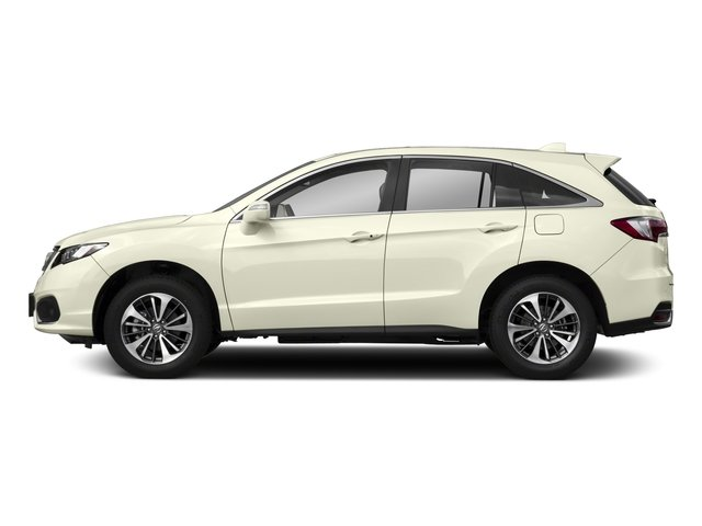 2018 Acura RDX Pictures RDX Utility 4D Advance 2WD V6 photos side view
