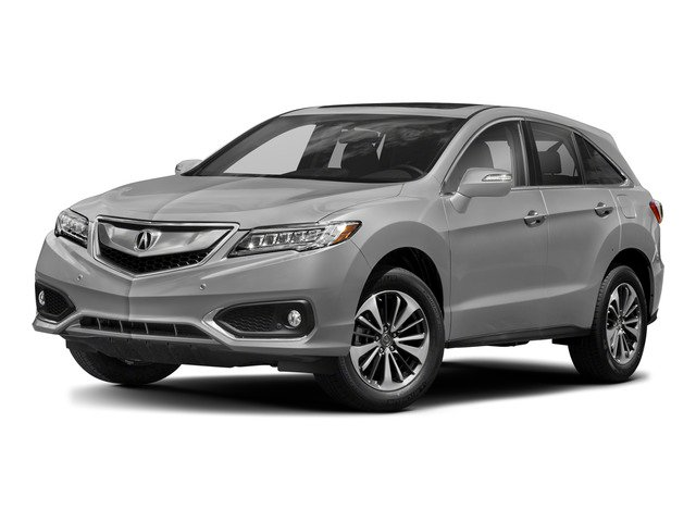 2018 Acura RDX Base Price AWD w/Advance Pkg Pricing side front view