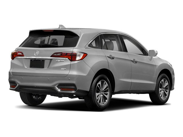 2018 Acura RDX Base Price AWD w/Advance Pkg Pricing side rear view