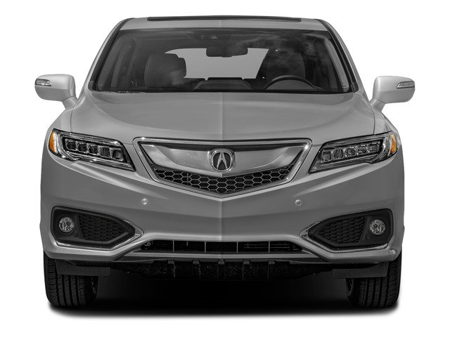 2018 Acura RDX Base Price AWD w/Advance Pkg Pricing front view