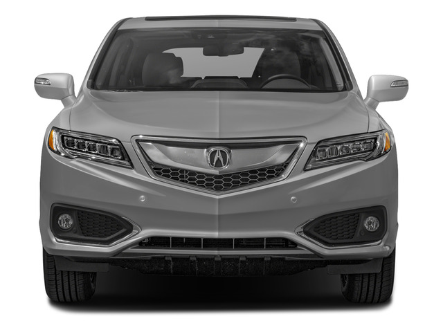 2018 Acura RDX Pictures RDX Utility 4D Advance AWD V6 photos front view