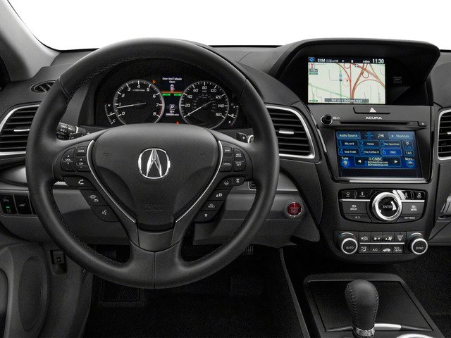 2018 Acura RDX Base Price AWD w/Advance Pkg Pricing driver's dashboard