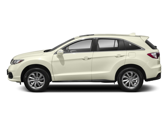 2018 Acura RDX Pictures RDX AWD w/AcuraWatch Plus photos side view