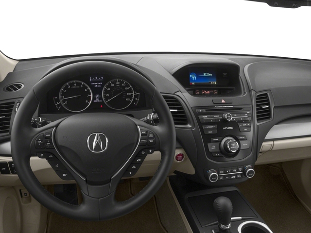 2018 Acura RDX Pictures RDX AWD w/AcuraWatch Plus photos driver's dashboard