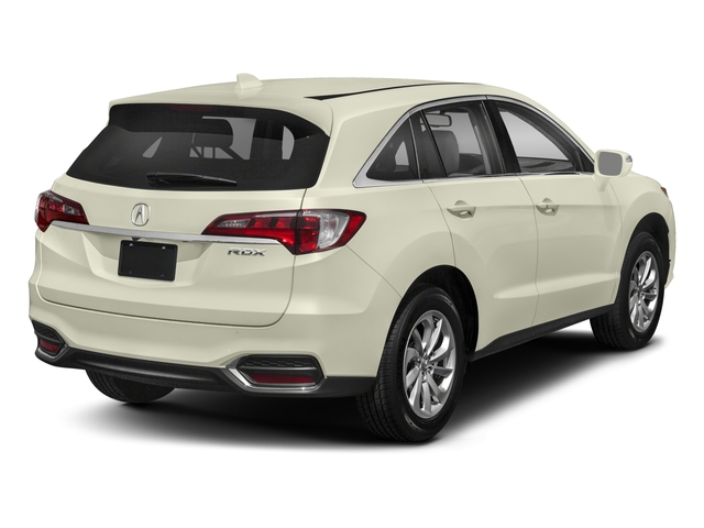 2018 Acura RDX Base Price FWD w/AcuraWatch Plus Pricing side rear view
