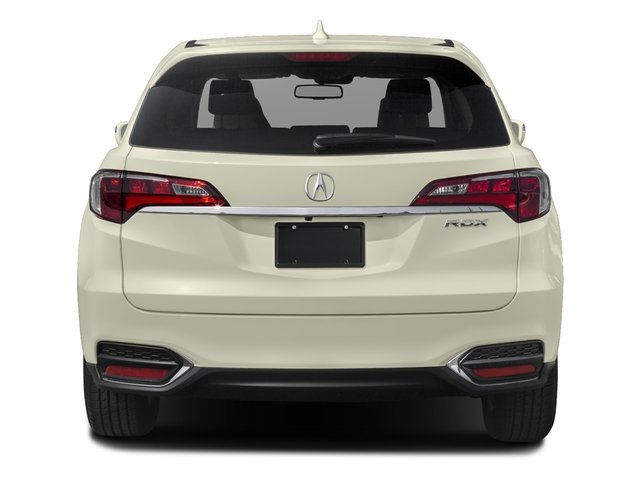 2018 Acura RDX Base Price FWD w/AcuraWatch Plus Pricing rear view