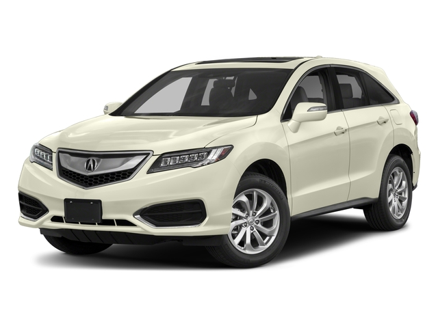 2018 Acura RDX Base Price FWD w/Technology/AcuraWatch Plus Pkg Pricing side front view