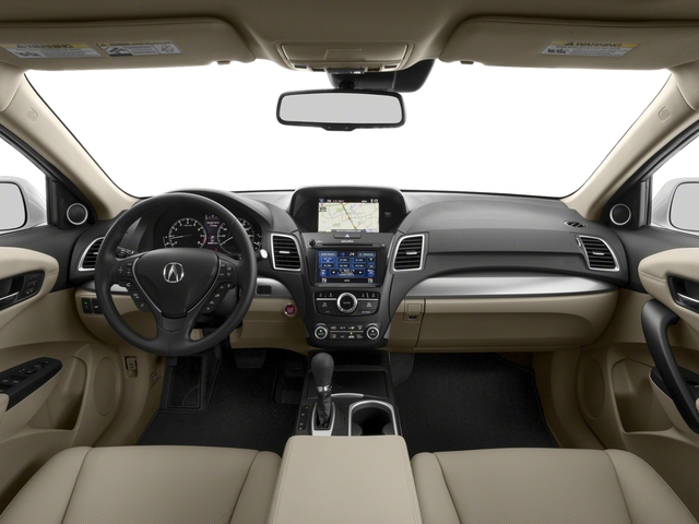2018 Acura RDX Base Price FWD w/Technology/AcuraWatch Plus Pkg Pricing full dashboard