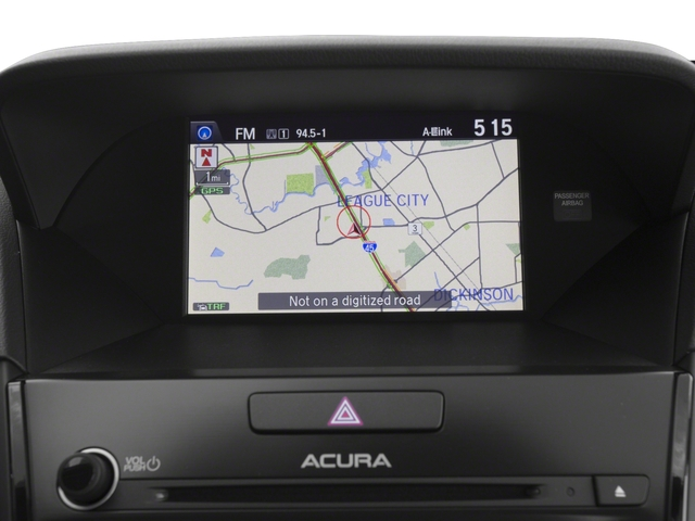 2018 Acura RDX Base Price FWD w/Technology/AcuraWatch Plus Pkg Pricing navigation system