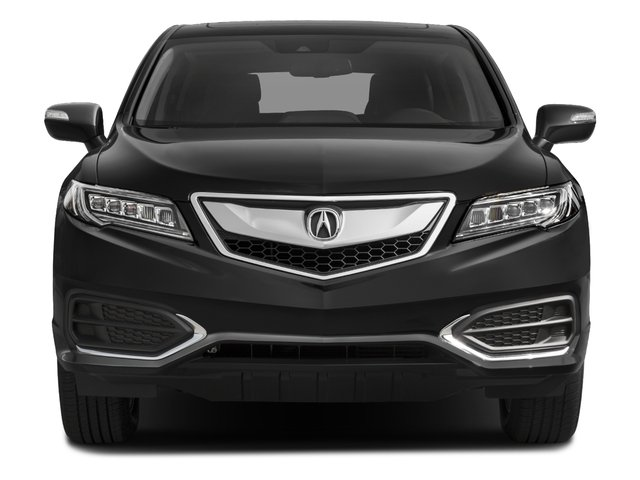 2018 Acura RDX Base Price AWD w/Technology/AcuraWatch Plus Pkg Pricing front view