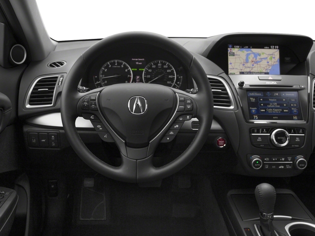 2018 Acura RDX Base Price AWD w/Technology/AcuraWatch Plus Pkg Pricing driver's dashboard